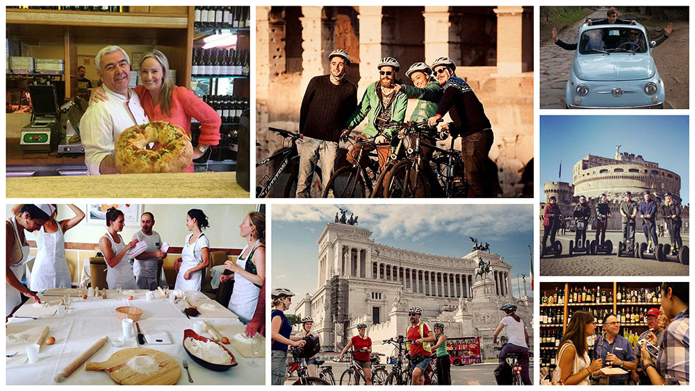 voyage entreprise rome